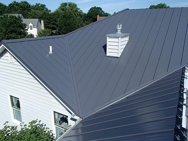 Fabral Roofing Standing Seam Amp Grandrib Weavers Metal